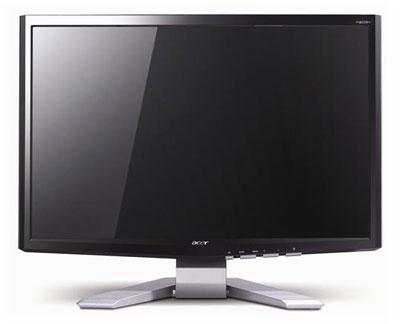 Acer lancerer P serien - FlatpanelsDK