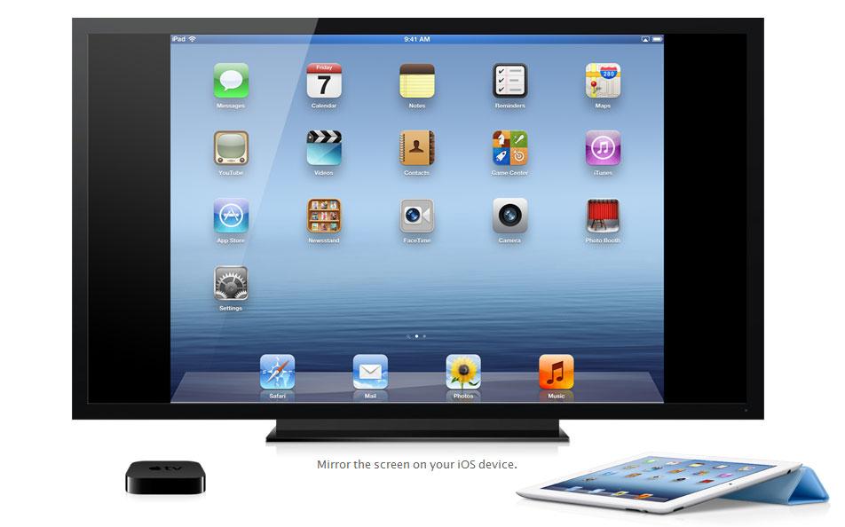 Apple TV (1080p) test - FlatpanelsDK