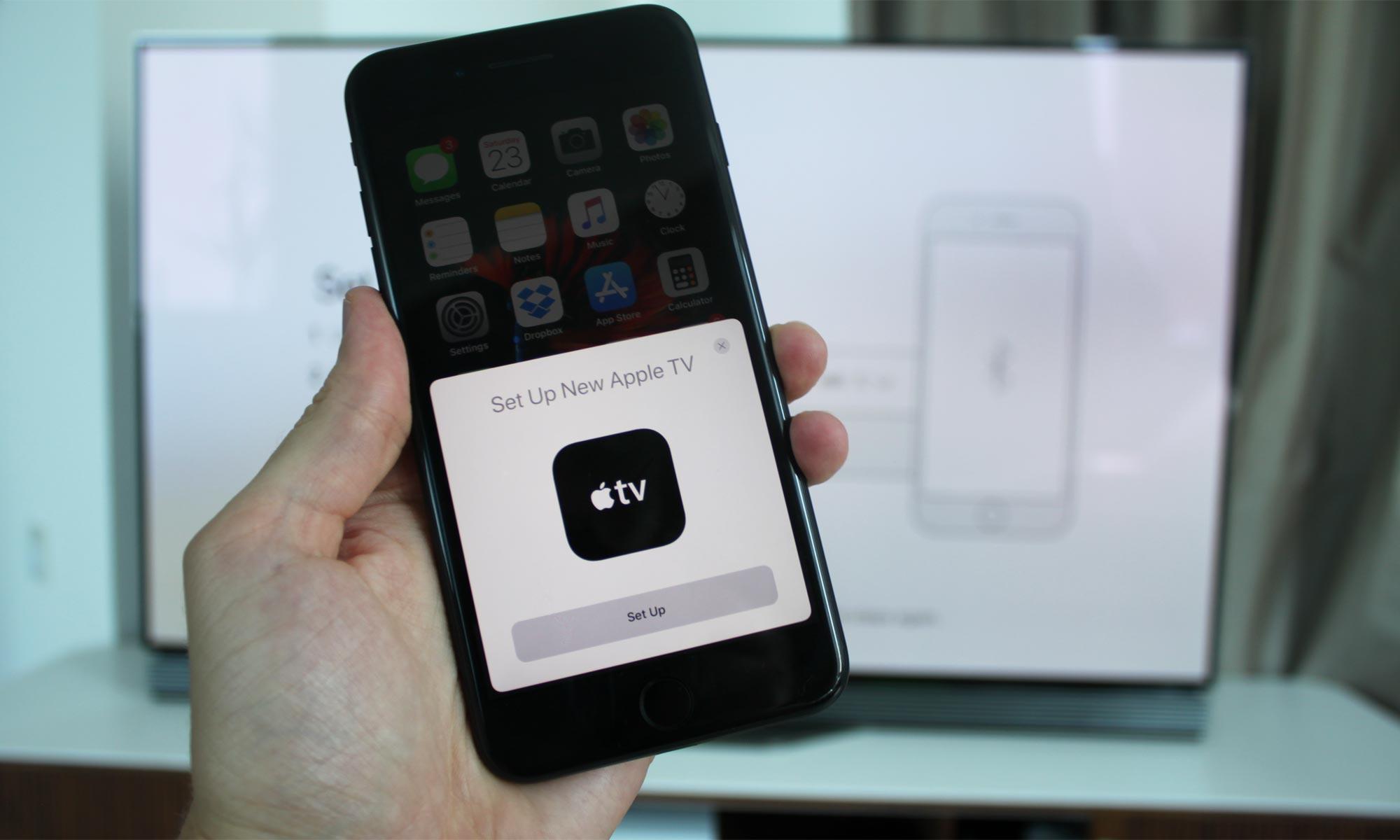 Apple TV 4K test - FlatpanelsDK