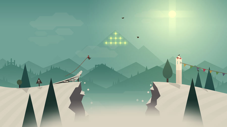 Alto's Adventure på Apple TV