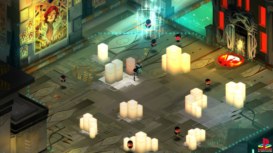 Transistor på Apple TV