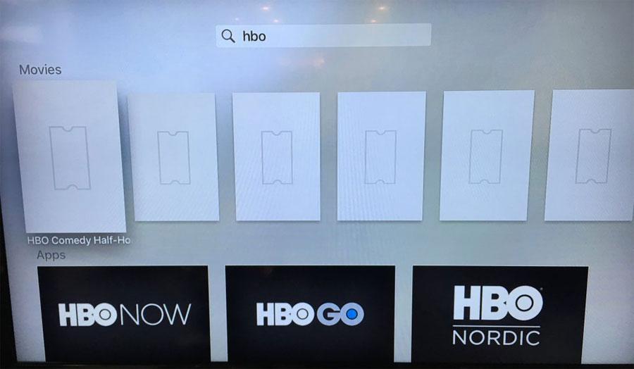 DR TV, Viaplay & HBO Nordic klar på ny Apple TV - FlatpanelsDK