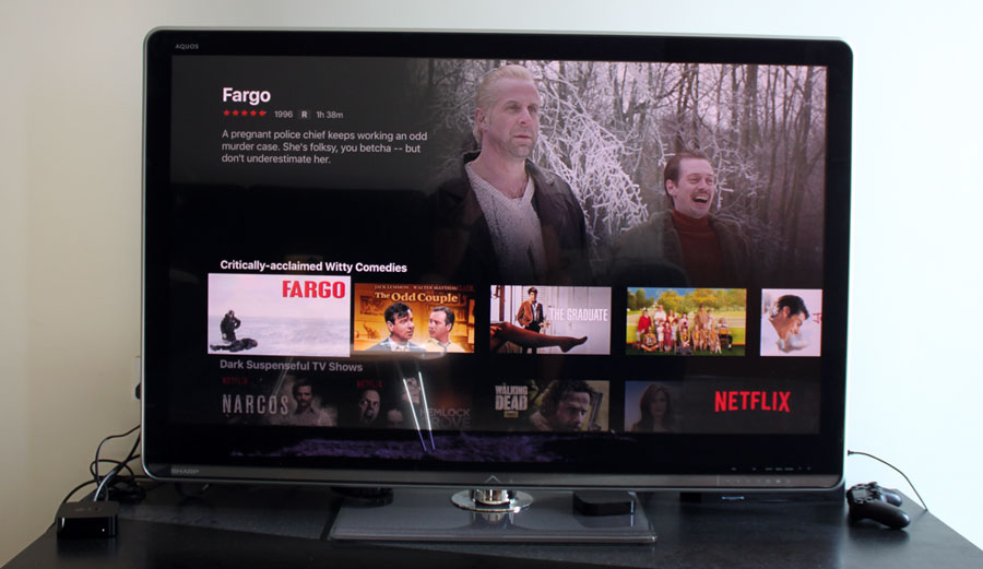 Netflix på Apple TV