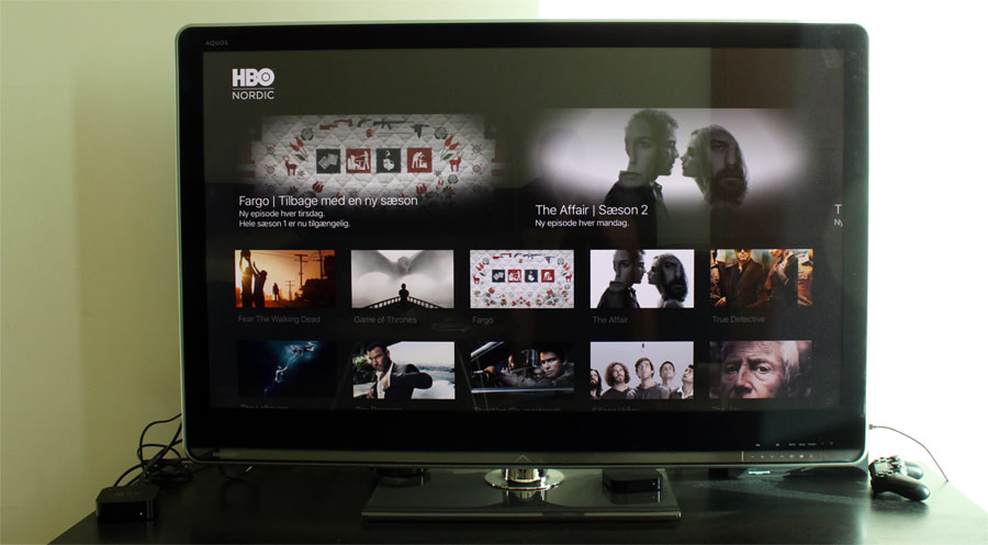 HBO Nordic Apple TV