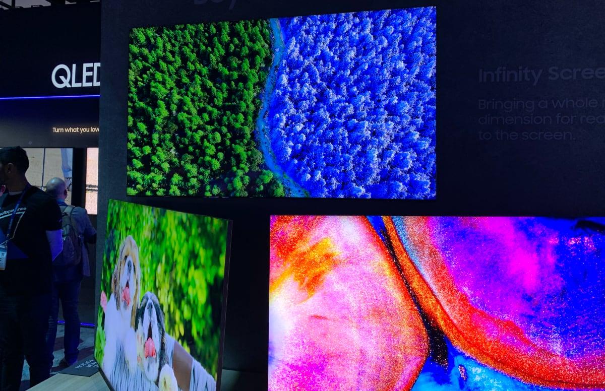 Samsung 2020 TV