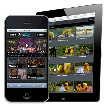 Dr nu (web tv) til ios & android ude af beta   flatpanelsdk