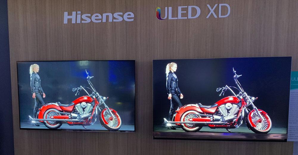 Hisense Dual LCD