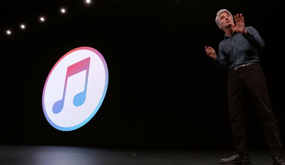 Apple iTunes udfases