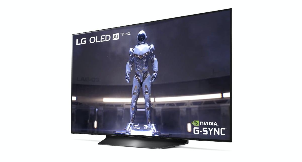 LG 2020 OLED TV
