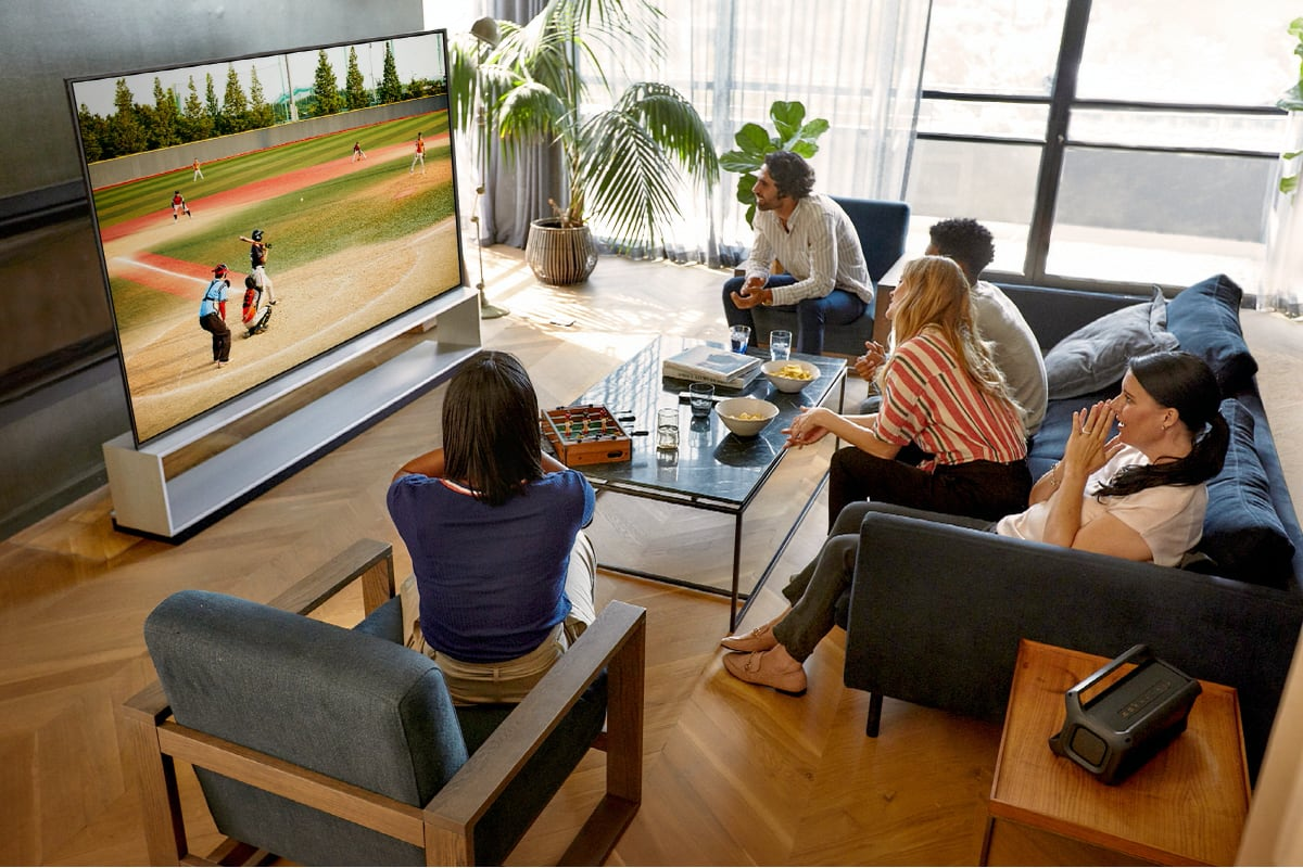 LG 2020 8K OLED TV