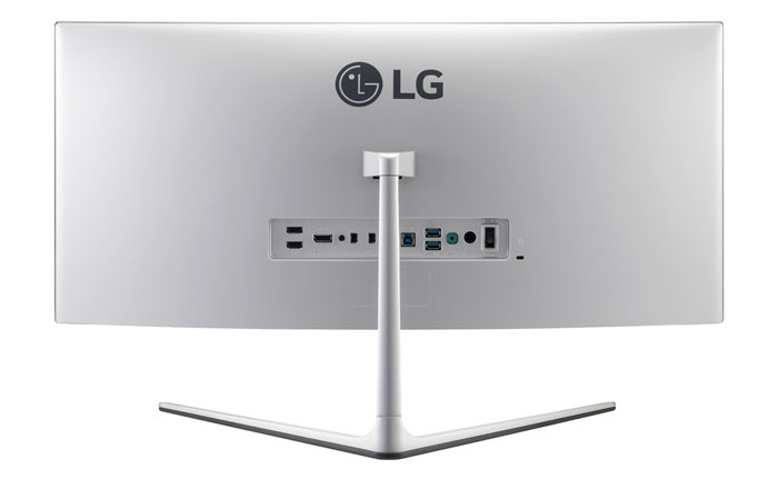 LG's buede 29UC97