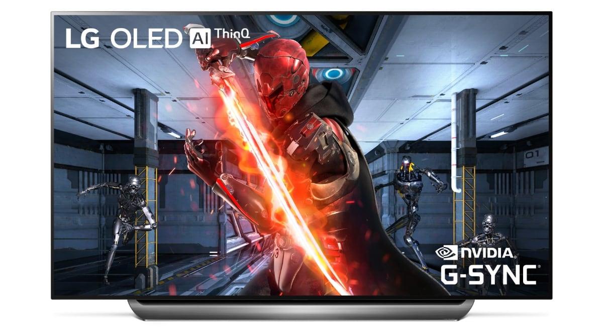 G-Sync i LG 2019 OLED TV