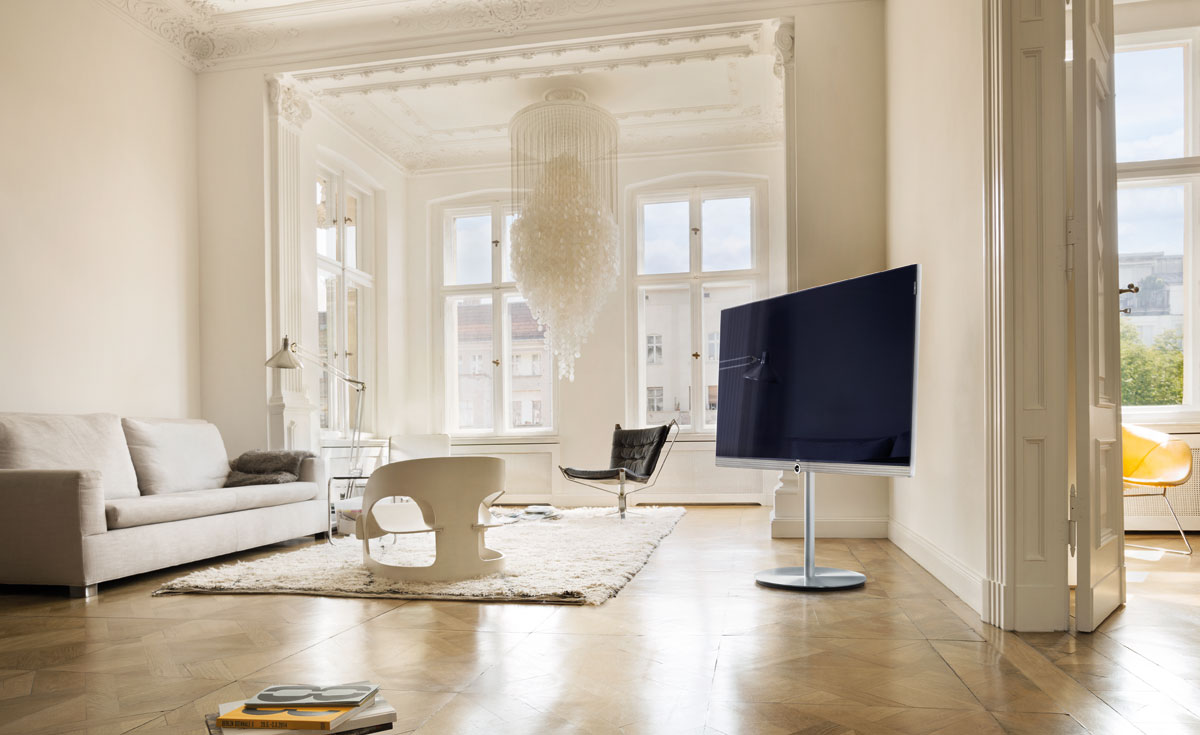 loewe lancerer ny art serie af ultra hd tv flatpanelsdk. Black Bedroom Furniture Sets. Home Design Ideas