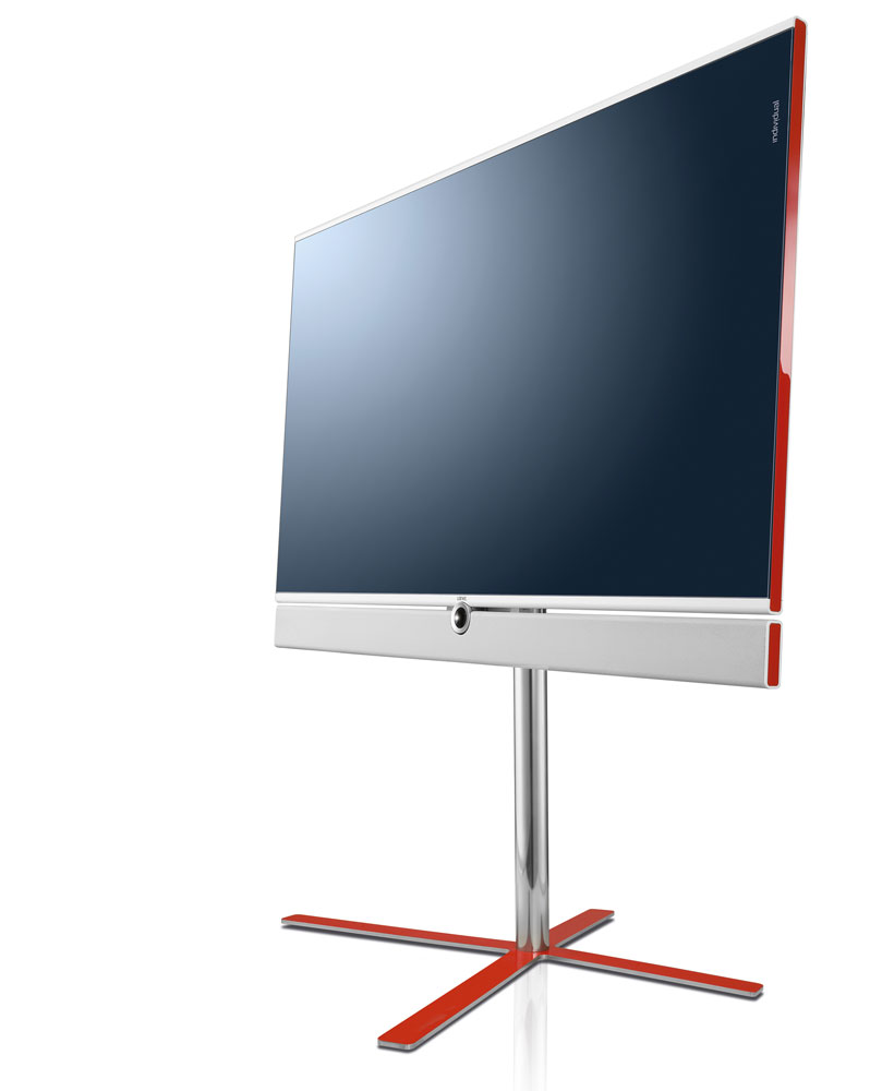 loewes nye individual tv med 750gb harddisk flatpanelsdk. Black Bedroom Furniture Sets. Home Design Ideas