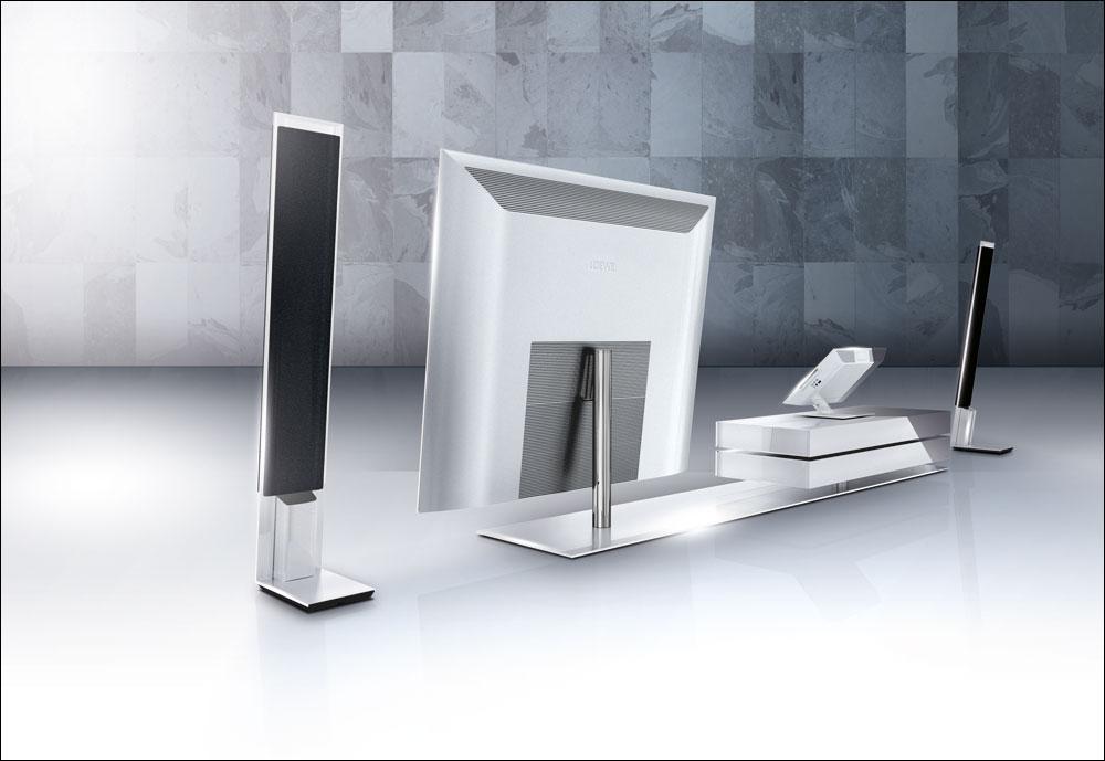 loewe redefinerer hjemmeunderholdning flatpanelsdk. Black Bedroom Furniture Sets. Home Design Ideas