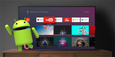 Android TV orm