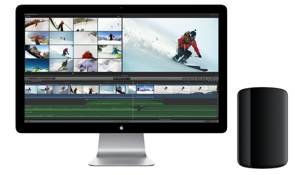 Apple Thunderbolt monitor