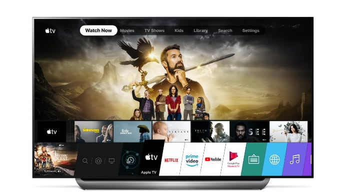 Apple TV app LG TV