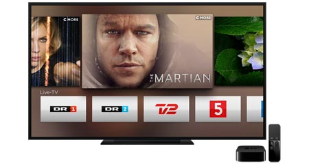 Canal Digital Apple TV4
