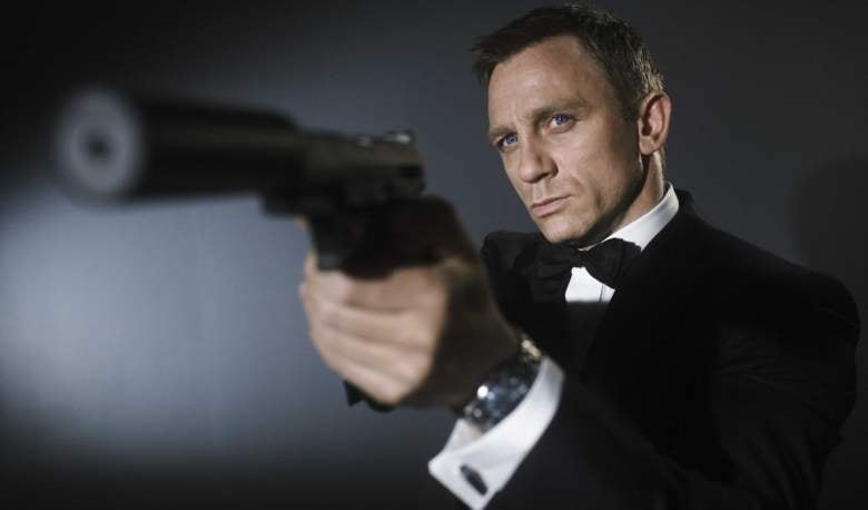 Daniel Craig Collection UHD Blu-ray