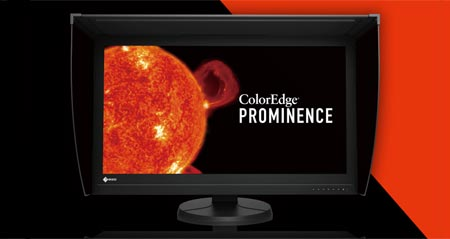 Eizo ColorEdge Prominence