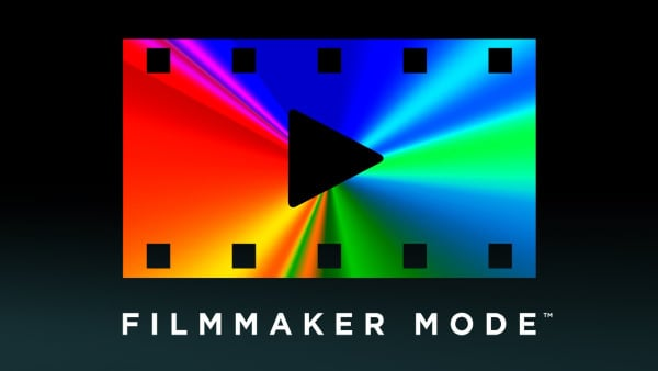 Filmmaker Mode for TVs