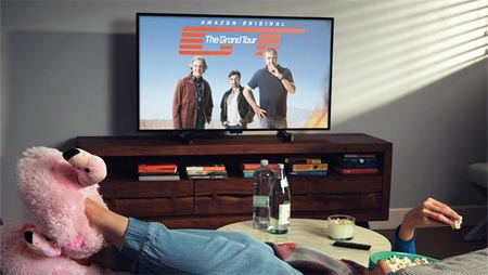 Grand Tour Fire TV