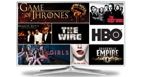 hbo nordic sony smart tv