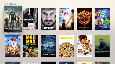 Infuse Apple TV