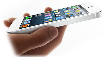 iPhone touch-teknologi