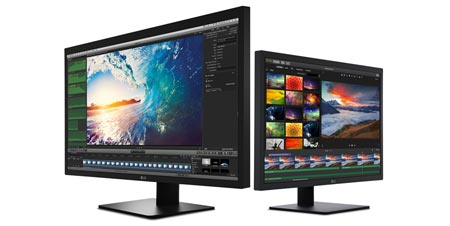 LG UltraFine monitor