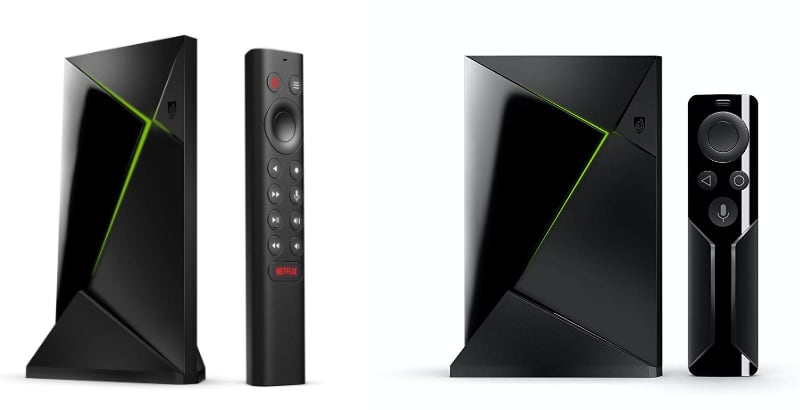 Ny vs. gammel Nvidia Shield TV