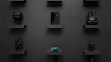 Nvidia Shield Alexa