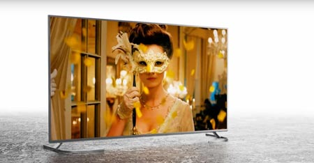 Vind Panasonic 4K TV