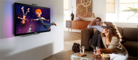 Philips 3D-tv