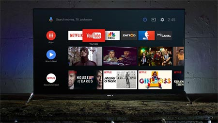 Philips Android TV Oreo