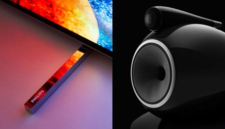 Philips Bowers and Wilkins