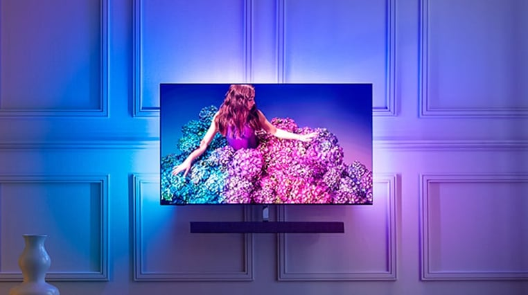 Philips OLED934 test