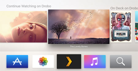 Plex Apple TV