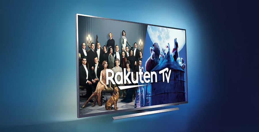 Rakuten Philips TV