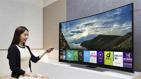 Samsung Tizen Smart TV