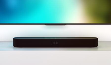 Sonos Beam er en kompakt soundbar med Airplay 2 og Alexa 845e70206c89d