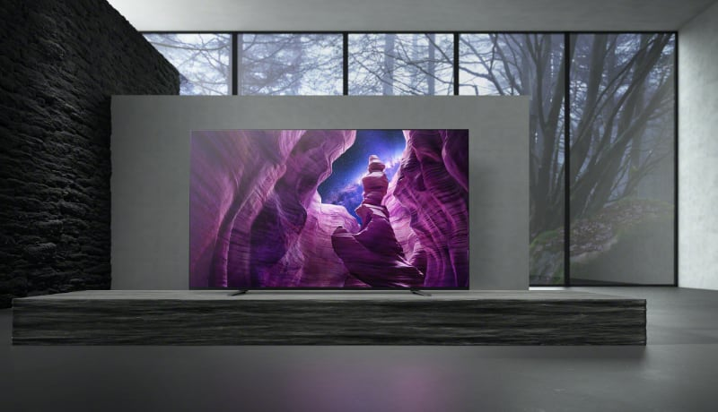 Sony 2020 OLED TV