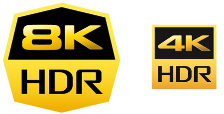 Sony 8K HDR