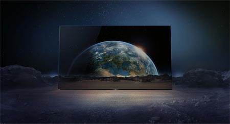 Sony OLED dimming