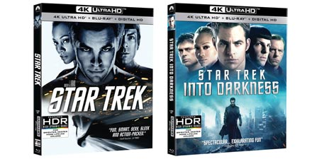 Star Trek UHD Blu-ray
