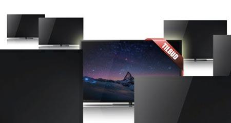 bedste tilbud på fladskærms tv