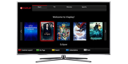 Viaplay 2011 Smart TV