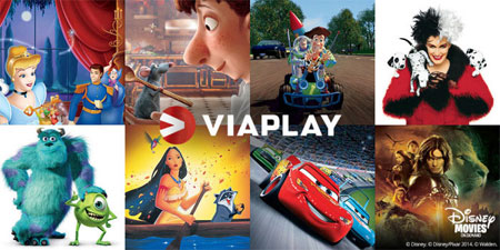 Viaplay Disney