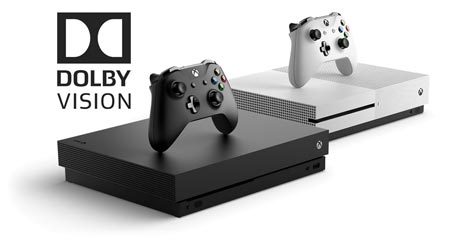 Xbox Dolby Vision